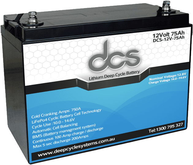 Deep Cycle Systems | Solar & Lithium Deep Cycle Batteries
